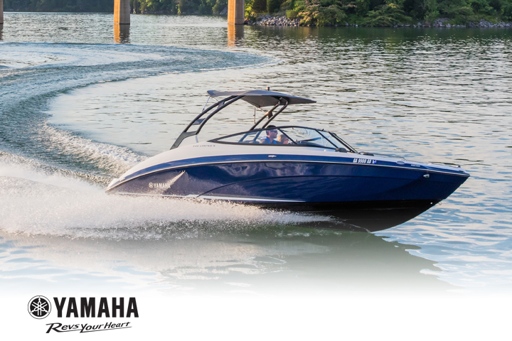 Yamaha Boats & Motors For Sale