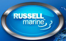 Russell Marine - River North Logo