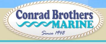 Conrad Brothers - Smith Mountain Lake Logo
