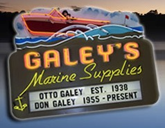 Galey's Marine Supply, Inc. Logo