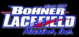 Bohner Lacefield Marine Logo