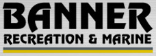 Banner Recreation Products Logo