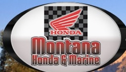 Montana Honda & Marine Logo