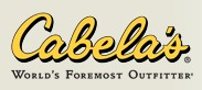 Cabela's Boating Center - Mitchell Logo