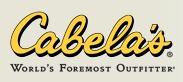 Cabela's Boating Center - Gonzales Logo