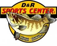 D & R Sports Center Logo
