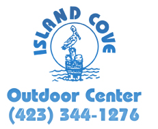 Island Cove Outdoor Center Logo