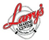 Larrys Marine Center Logo