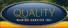 Quality Marine Service, inc Logo