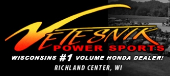 Vetesnik Power Sports Logo