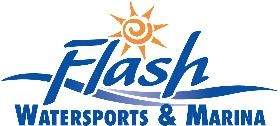 Flash Watersports And Marina Logo