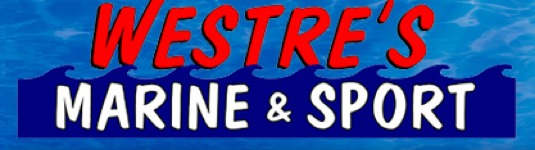 Westre's Marine And Sport Logo