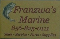 Franzwa Marine Logo