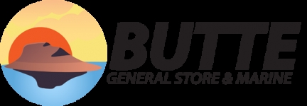 Butte General Store & Marine Logo