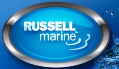 Russell Marine - Kowaliga Logo