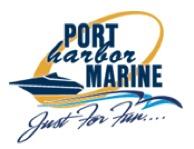 Port Harbor Marine - Kittery Logo