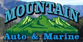 Mountain Auto and Marine LLC Logo