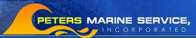 Peters Marine Service Logo