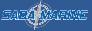 Saba Marine, LLC. Logo