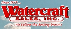 Watercraft Sales - Three Lakes Logo