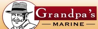 Grandpa's Marine Logo