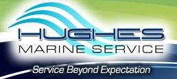 Hughes Marine Logo