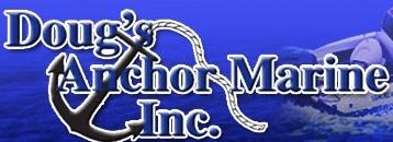 Doug's Anchor Marine Logo