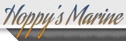 Hoppys Marine & Sports Ctr. Logo