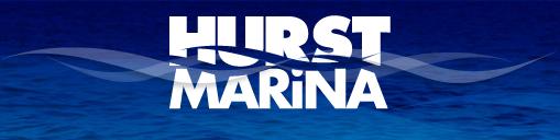 Hurst Marina, LTD. Logo