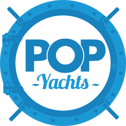 POP Yachts Logo