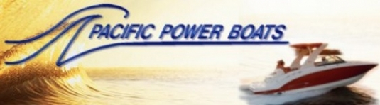 Pacific Power Boats Logo