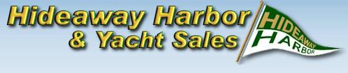 Hideaway Yacht Sales Logo