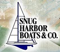 Snug Harbor Boats & Co. Logo