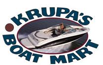 Krupa's Boat Mart Logo
