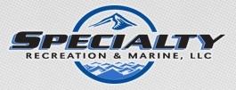 Specialty Recreation And Marine Logo