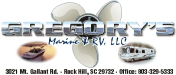 Gregory's Marine And Rv Logo